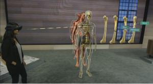 hololens in de biologieles