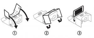 Cardboard 2 assembly