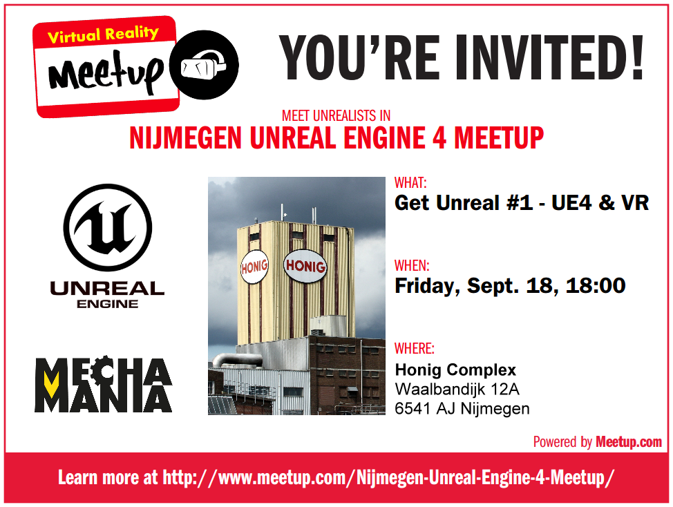 UE&VR Meetup 18 september 2015 postcard v5