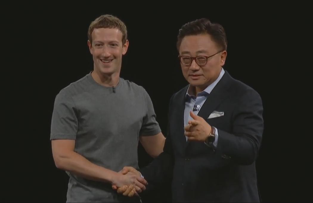 Samsung - Facebook 160221