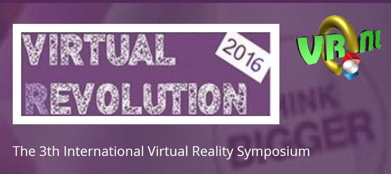 Virtual (R)evolutin - 3 (2016)